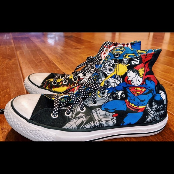 Limited Edition Superman High Tops
